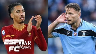 Roma vs. Lazio has Champions League & Serie A title ramifications - Gab Marcotti | Serie A