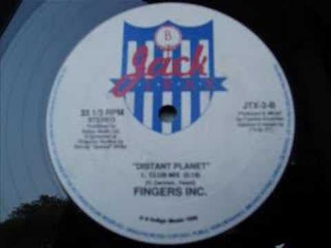 Fingers Inc Distant Planet (Club Mix)