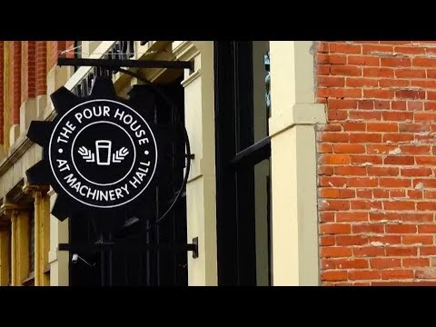 Restaurant Tour: The Pour House, Chillicothe's First Capital District