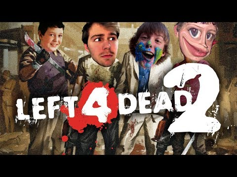 Left 4 Dead 2 With Friends - Part 1 (Post-LIVE)