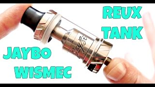 WISMEC Reux Tank! Better Than The SMOK TFV8 Cloud Beast?
