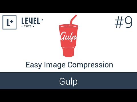 Learning Gulp #9 - Easy Image Compression