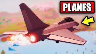 Jailbreak PLANES UPDATE.. EVERYTHING YOU NEED TO KNOW | Fighter Jet & Stunt Plane | Roblox Jailbreak