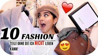 FASHION MUST HAVES‼️10 Fashion Teile ohne die ich NICHT LEBEN KANN! 😍 | Sanny Kaur