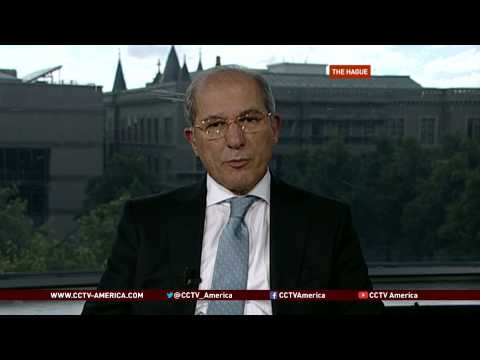 Ahmet Uzumcu on Syria's compliance on removal of chemical weapons