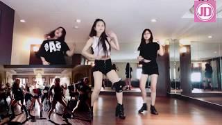 Jennie-solo dance tutorial整首舞蹈數拍教學 及鏡面75%slow