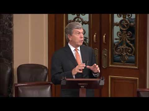 Blunt Highlights Continued NIH Investment in Committee-Passed Labor/HHS Appropriations Bill 9/7/17