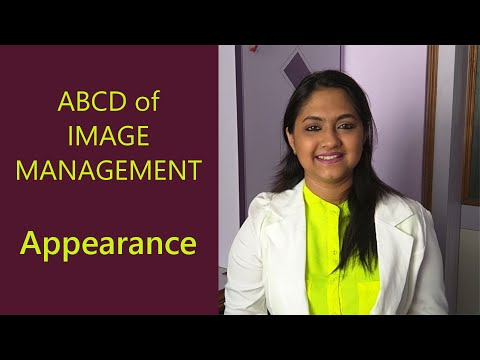 *NEW* ABCD of Image Management - *A - Appearance*