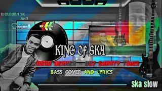 Lagu reggae lawas enak - Desmond dekker shanty town (lyrics and bass cover)