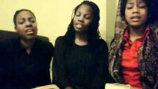 Beckton Sisters singing Habakkuk 2:1-3