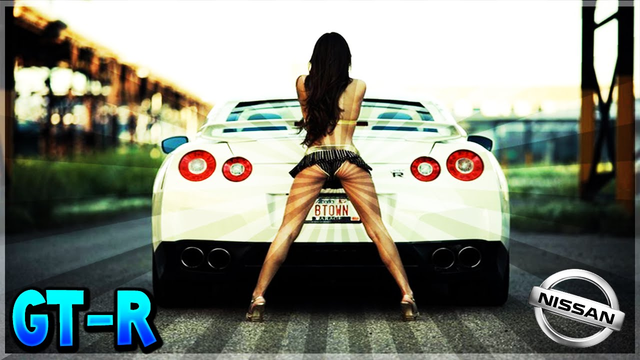 new nissan gt-r/test drive nasty girl(english subtitles) - youtube
