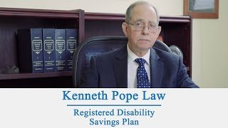 Registered Disability Savings Plan