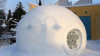 NAUTILO -installaatio Oulussa 2015