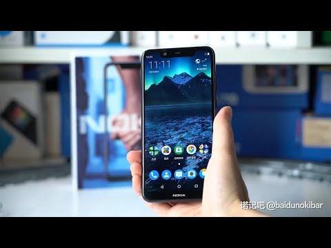 Nokia X5 cấu hình như Oppo F7 có tai thỏ giá SỐC 3 triệu 5