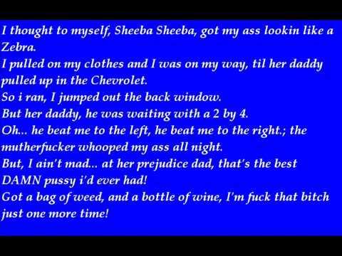 Afroman Colt 45 Lyrics