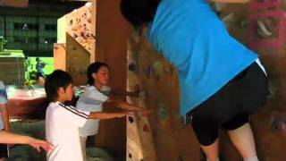 アクションパーク米沢キッズ&ままさんチーム 2010年7月3日.