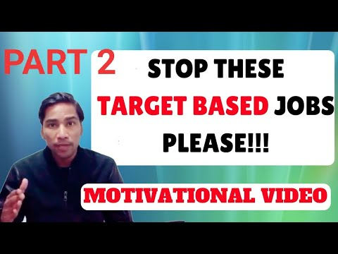 garry-339-comment-answer!-target-based-job-pressure