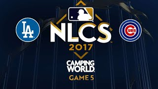 Hernandez powers Dodgers to the World Series - 10/19/17