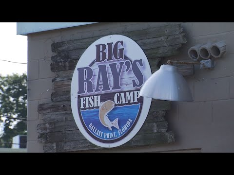 Big Rays Fish Camp Cooks Up Fresh, Local Catch In Tampa