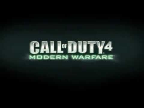 Call of Duty 4 - Don't Call Me Shirley