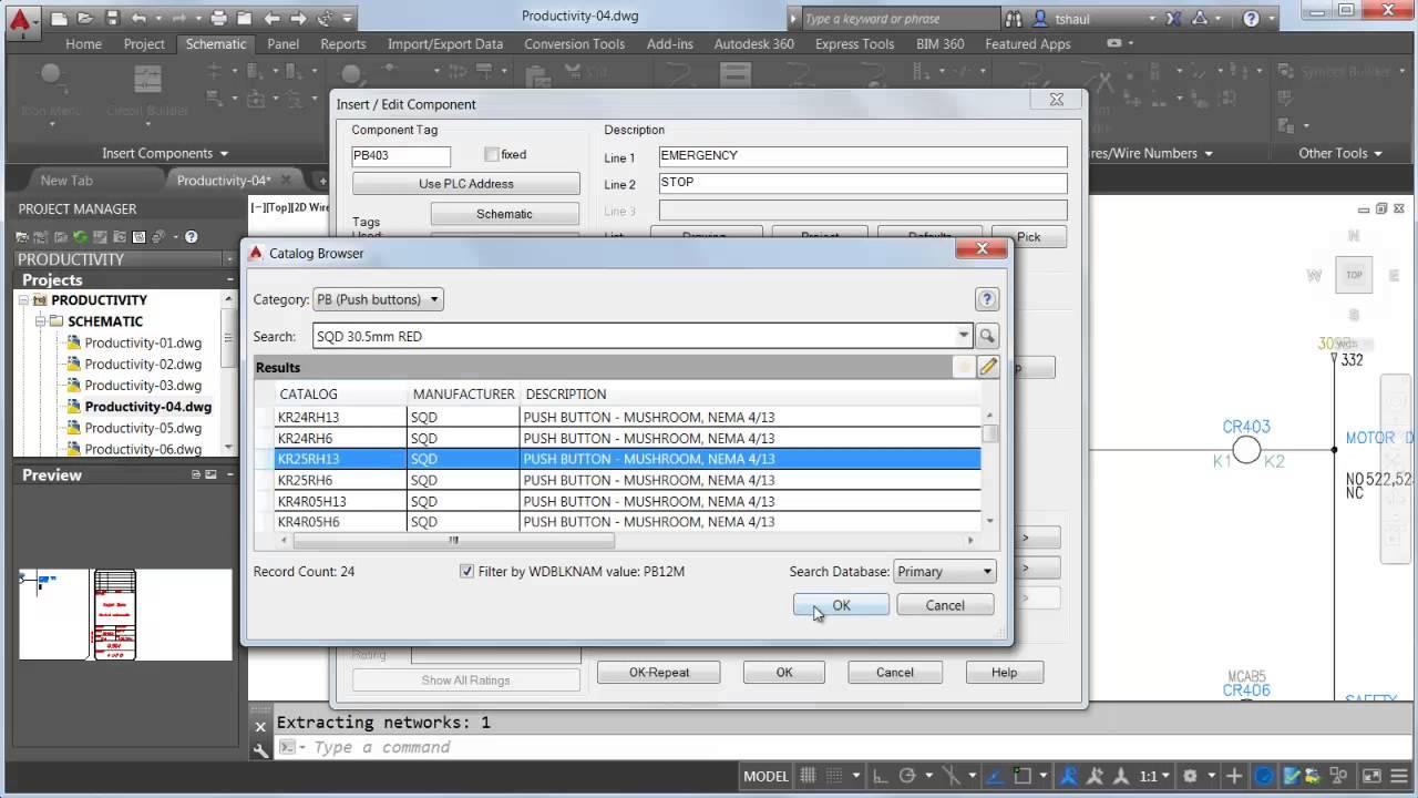01 Comprehensive Symbol Libraries | AutoCAD | Autodesk Knowledge Network
