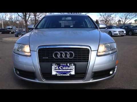 2005 Audi A6 Ed Carroll Motor Company Fort Collins Co