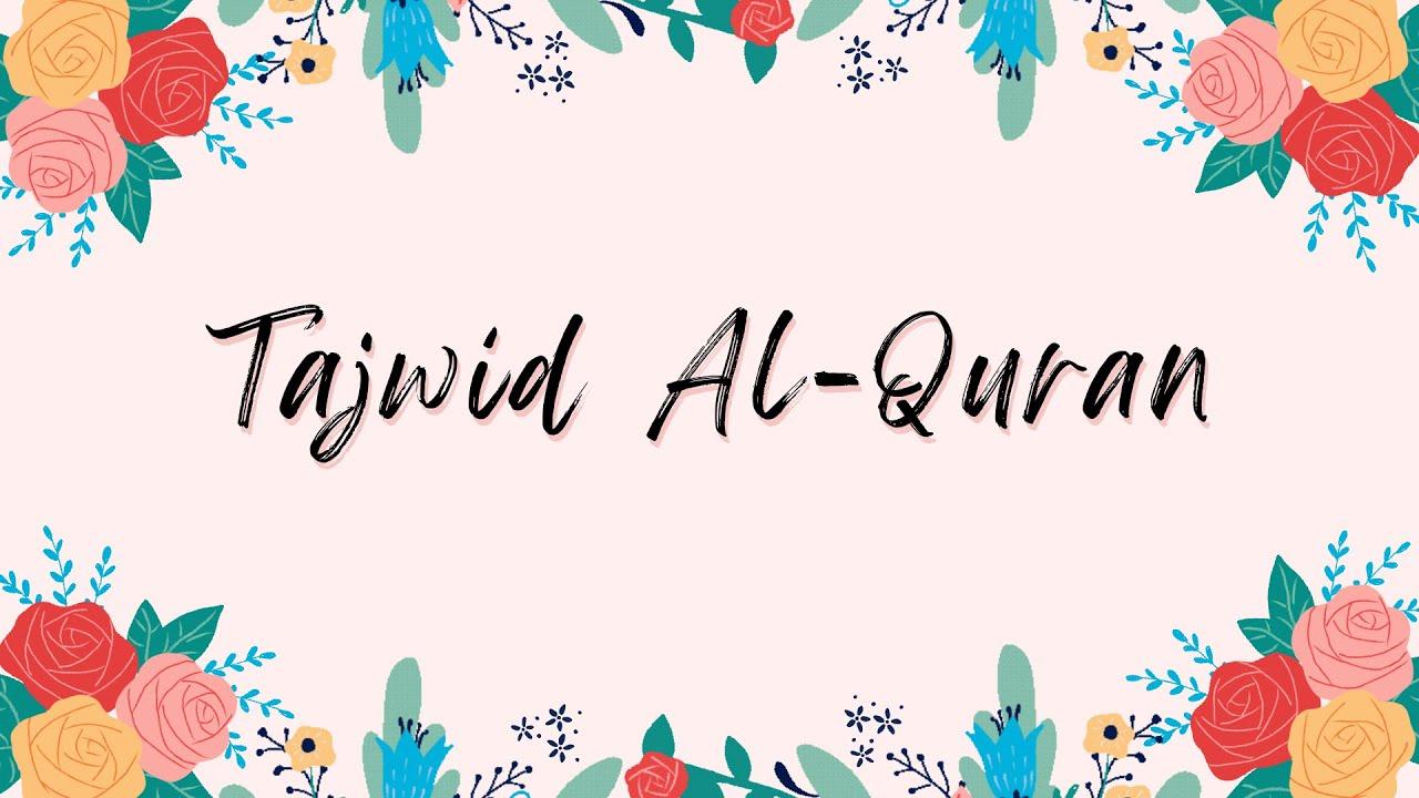 Download MPU 23052 | KUMPULAN 9 TAJWID AL QURAN