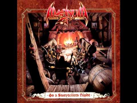 """MAGNUM  - ALBUM -  """" ON A STORYTELLERS NIGHT """"  (1985)"""