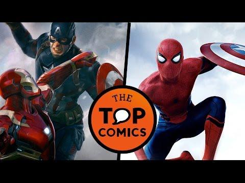 Curiosidades Captain America: Civil War