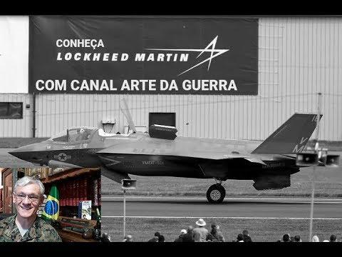 Arte da Guerra - Lockheed Martin