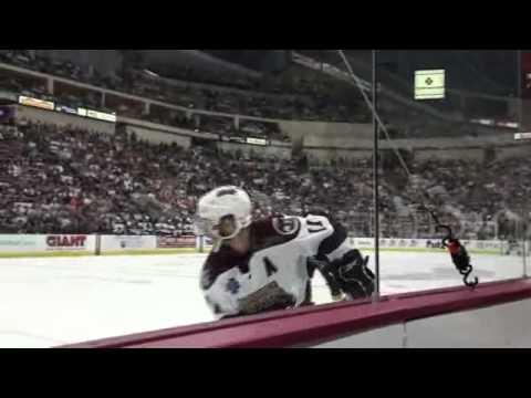 Hershey Bears 2010 Calder Cup Winning Game-John Ca...