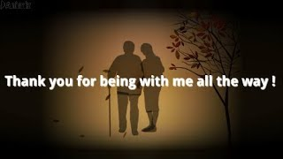 Father and Daughter WhatsApp Status - Thank you Father- Wedding/Life - WhatsApp Status Para Pai