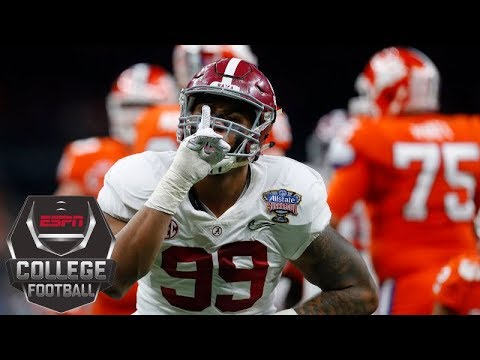'Alabama's defense is back' after 2018 Sugar Bowl win over Clemson | ESPN