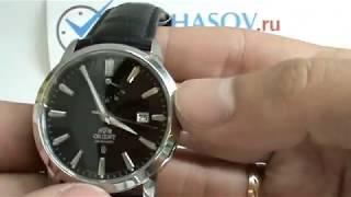 видео Часы мужские ориент механические