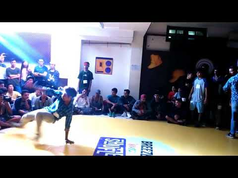 Breezer Vivid Shuffle India Bboy Shanky Dancer |2017| India Bboys |2017|