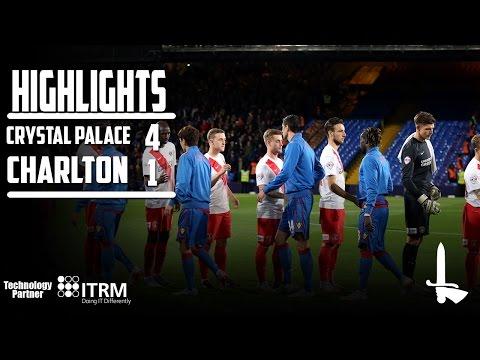 HIGHLIGHTS   Crystal Palace 4  Charlton 1