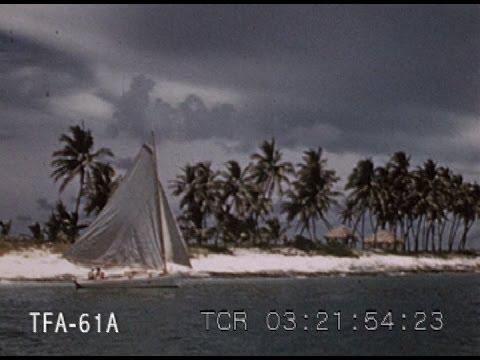 Overnight To Nassau 1940s