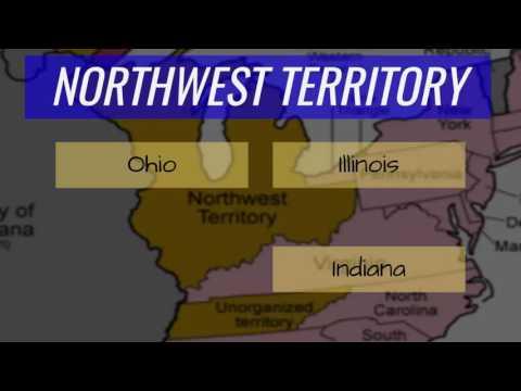 Expansion  Northwest Ordinance  Slide 06 Northwest Territory