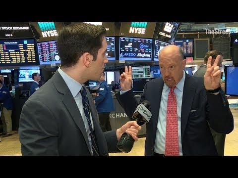 Jim Cramer on Alphabet, Facebook, Nvidia, Kroger, Costco, Walmart, Amazon, Nike, 3M and Corning