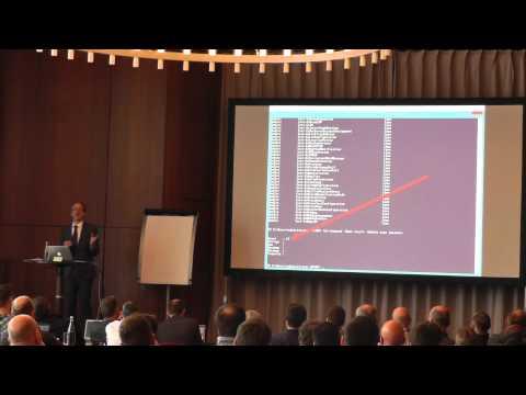 Monitoring & Provisioning mit Powershell (Psh Community Konferenz 2015) - Ulrich Boddenberg