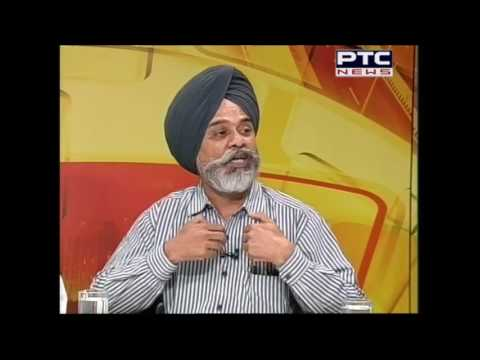 Daleel with SP Singh, on the missing farmers' movement; Agri