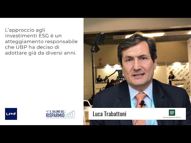 Luca Trabattoni (UBP) - SdR19