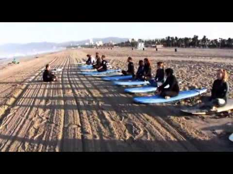 Surf Meditation Therapy