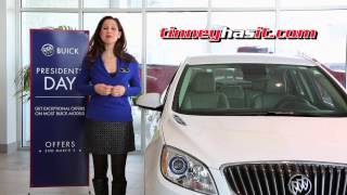 This is How You Save When Leasing a Buick Verano