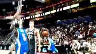 Al farouq aminu dunk highlights new2012