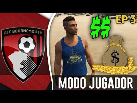 $$ ¿KEVINICIUS YA ES MILLONARIO? $$ | FIFA 18 Modo Carrera ''Jugador'' AFC Bournemouth EP 3