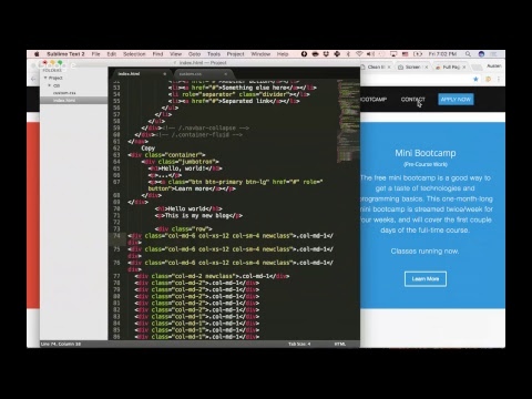 Mini Bootcamp Lesson 2: Responsive Web Design - Free Mini Code Bootcamp by LambdaSchool