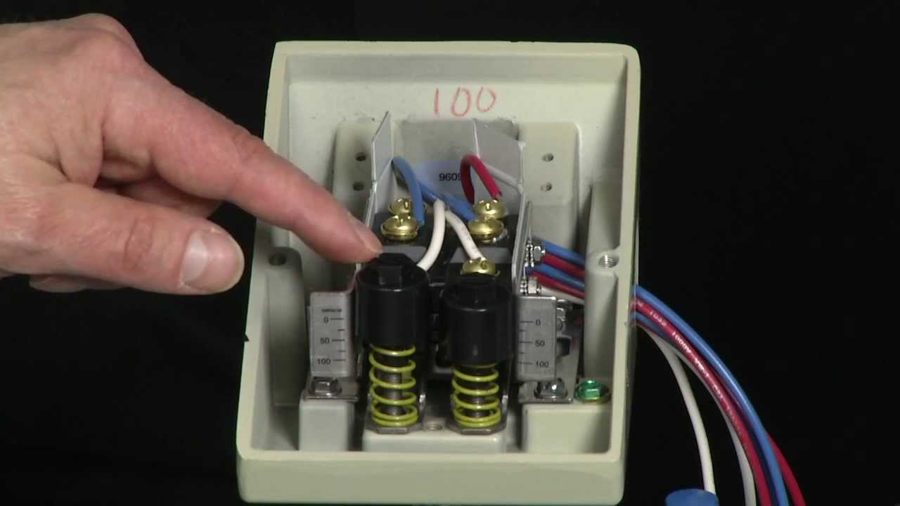 How to calibrate ashcroft® l & g series pressure switches with dual