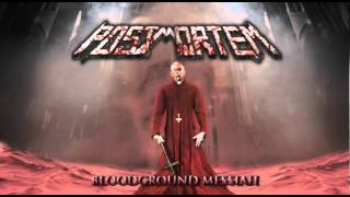 POSTMORTEM 'Bloodground Messiah' Album Trailer