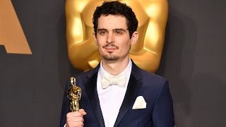 Damien Chazelle Becomes YOUNGEST Best Director Winner In Oscars History At 2017 Oscars